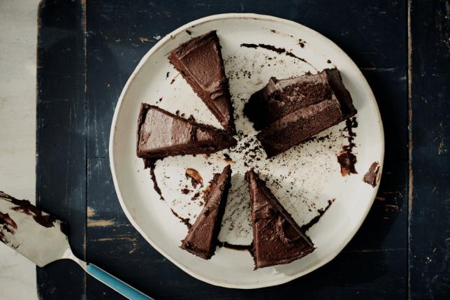 BOSH!'s Ultimate Vegan Chocolate Fudge Cake