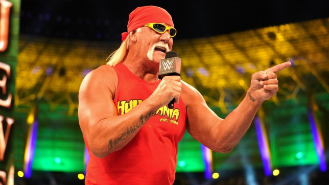 WWE legend and Hall of Famer Hulk Hogan