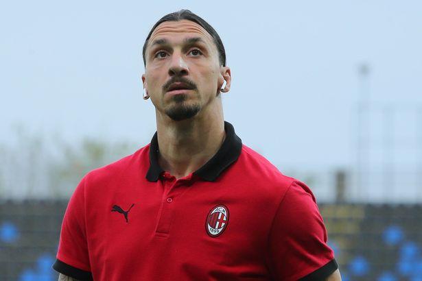 Ibrahimovic would like to see Giroud join Milan
