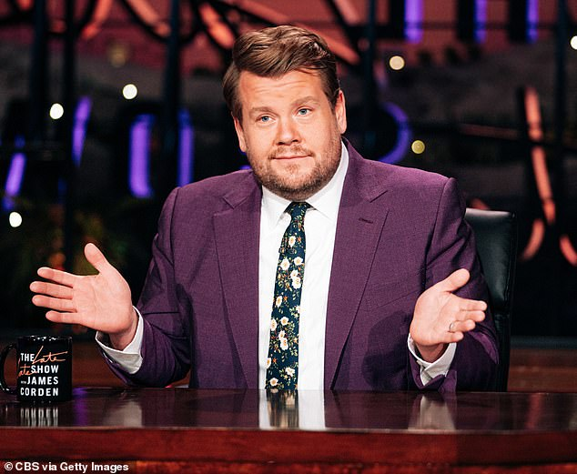 The latest: James Corden, 42, is under pressure to retire a segment on his show titled Spill Your Guts, amid complaints that the segment plays on 'incredibly culturally offensive and insensitive' tropes about Asian culture