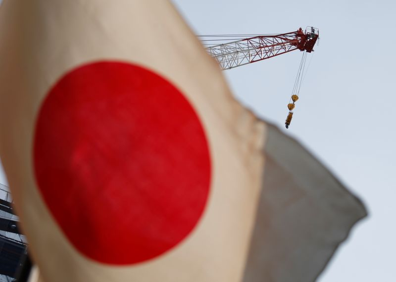 Japan upgrades first-quarter GDP on smaller hit to domestic demand