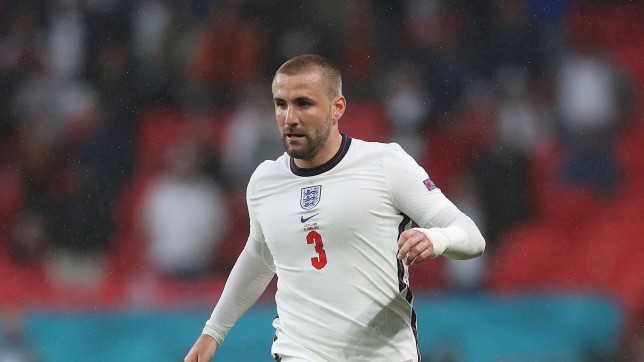 Luke Shaw impressed at left-back in England's 1-0 win over Czech Republic at Wembley
