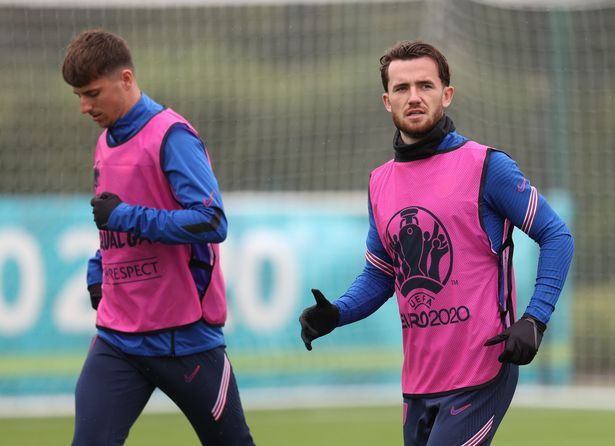 Ben Chilwell and Mason Mount are both required to self-isolate