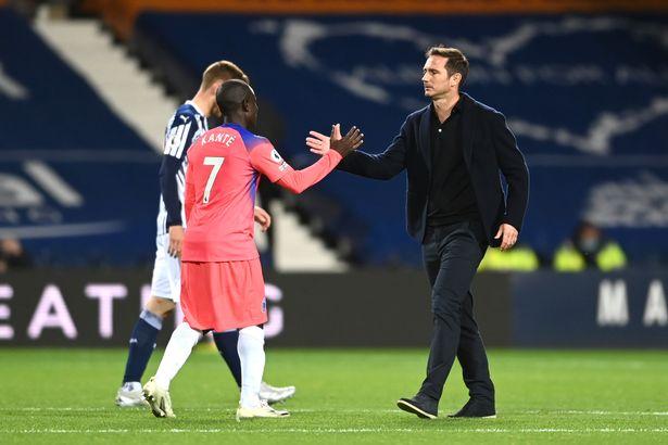"""Frank Lampard has spoke about what N'Golo Kante was like to manage, explaining that the only """"problem"""" he had with the midfielder was trying to get him to """"hold back"""" in training"""