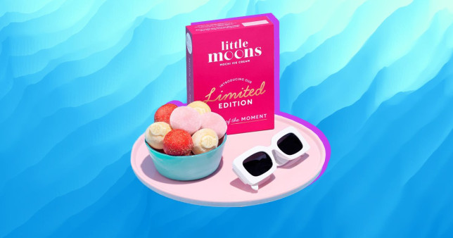Little Moon Mochi balls will soon come in three new flavours