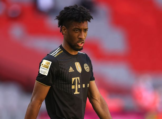 Kingsley Coman's deal has another two years to run