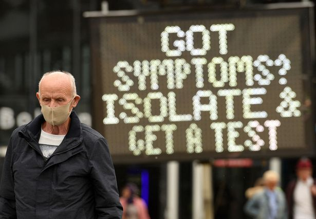 Over a year since the pandemic began, some people are still incredibly sick