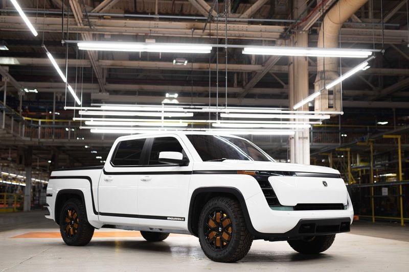 Lordstown Motors Lower in Premarket Trade