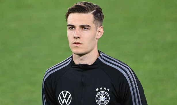 Florian Neuhaus has been linked with a move to Liverpool but Manchester City are also reportedly interested in the midfielder