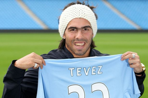 Manchester City have the chance to sign their own Carlos Tevez this summer