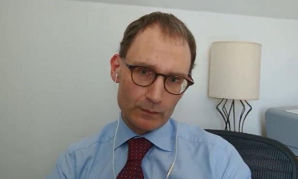 Professor Neil Ferguson, from Imperial College London, quit as a government advisor in May last year