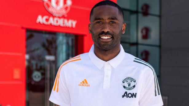 Justin Cochrane has been appointed head of player development and coaching at Manchester United's academy