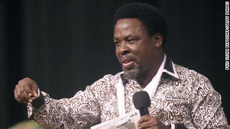 YouTube shuts down prominent Nigerian megachurch preacher's channel for 'gay curing' claims