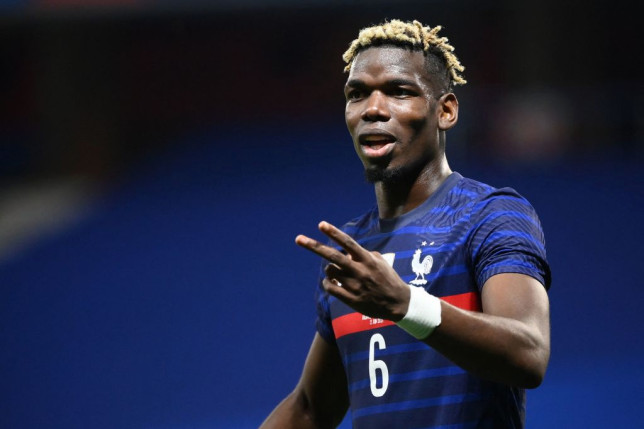 Paul Pogba admits he wants to play more offensively.