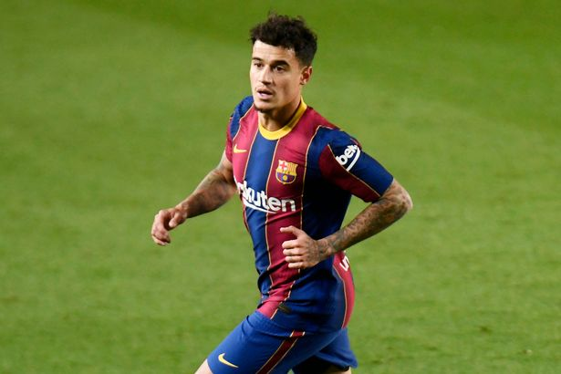 Barcelona reportedly want to sell Philippe Coutinho this summer