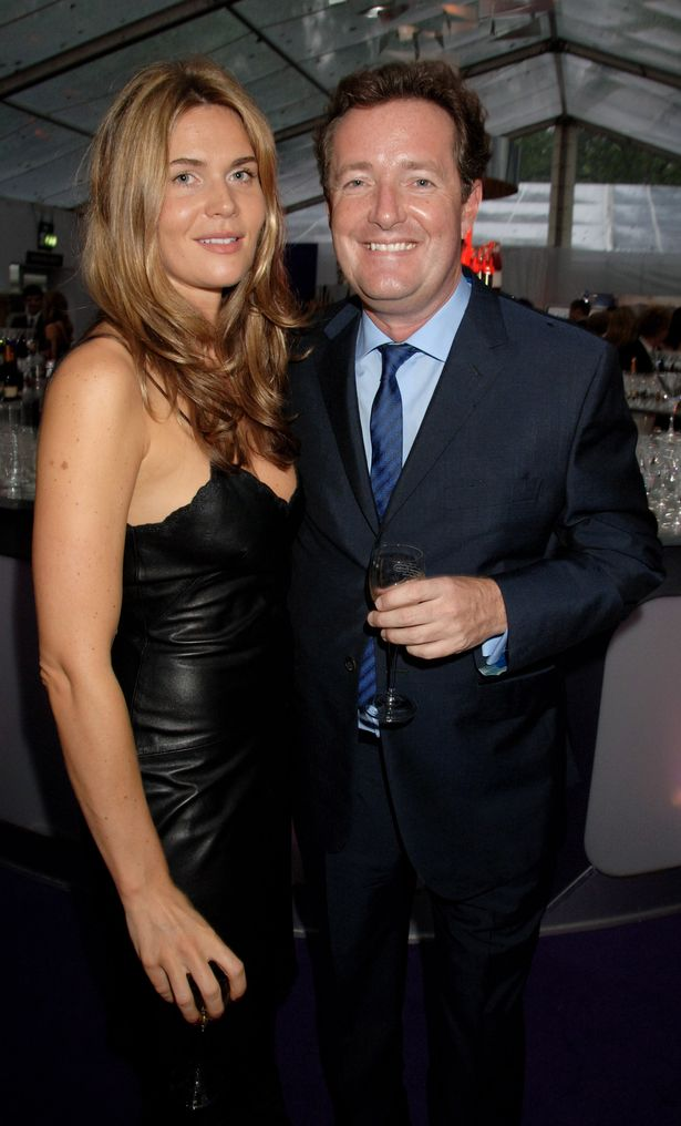 Piers and Celia are celebrating their 11th wedding anniversary