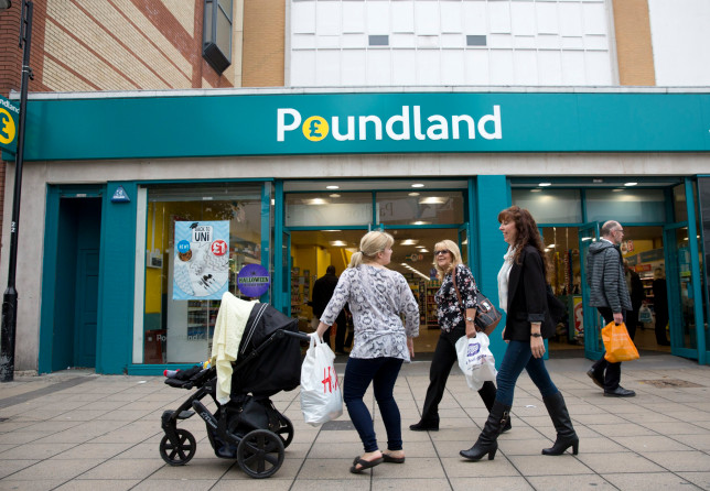 File photo dated 25/09/17 of a Poundland store in Uxbridge High Street. The owner of Poundland has announced plans to list its shares in Warsaw instead of London, in its multibillion pound stock market float. Issue date: Monday April 26, 2021. PA Photo. Pepco, which also runs the Pep&Co and Dealz brands, had previously said that it was considering stock exchanges in the UK and Poland. The move comes despite a jump in London listings in 2021, including the likes of Deliveroo, Dr Martens and Moonpig, as the UK economy recovers from the impact of the pandemic. See PA story CITY Poundland. Photo credit should read: Isabel Infantes/PA Wire