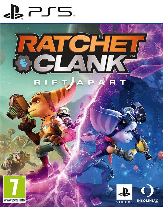 Ratchet & Clank: Rift Apart box