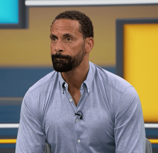 Ferdinand wants a right winger and a centre-back first