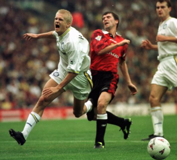 Keane's tackle on Haaland led to the United man missing most of the 1997-98 season