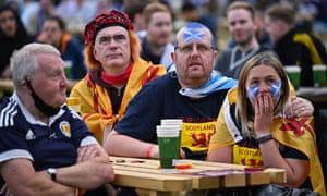 Scotland Football Fans