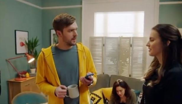 The trailer for Iain's new sitcom Buffering has been released