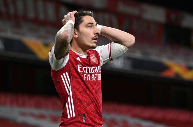 Bellerin is the club's current longest-serving senior player