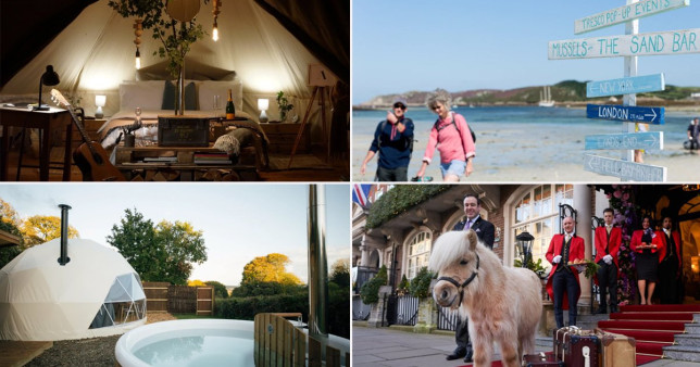 Summer 2021: Catch the best pop-up glampsites, restaurants and events (but you have to be quick)