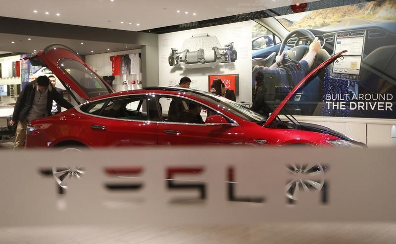 Tesla Trouble, Bitcoin Slips, G-7 Deal Opposition - What's Moving Markets