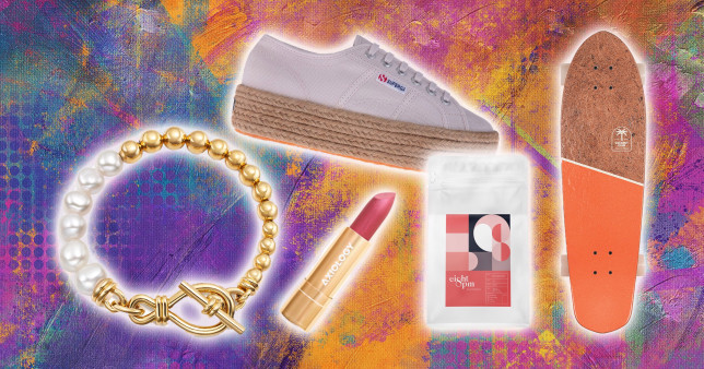 All of the latest fashion and beauty trends from the red carpet to the high street
