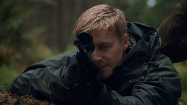 The tense but gripping Calibre (Jack Lowton as Vaughn)