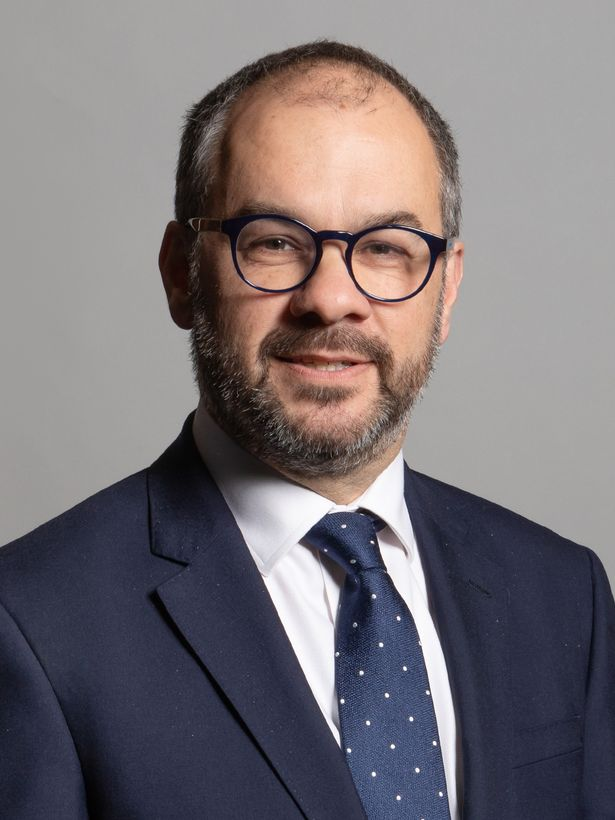 Tory Minister Paul Scully