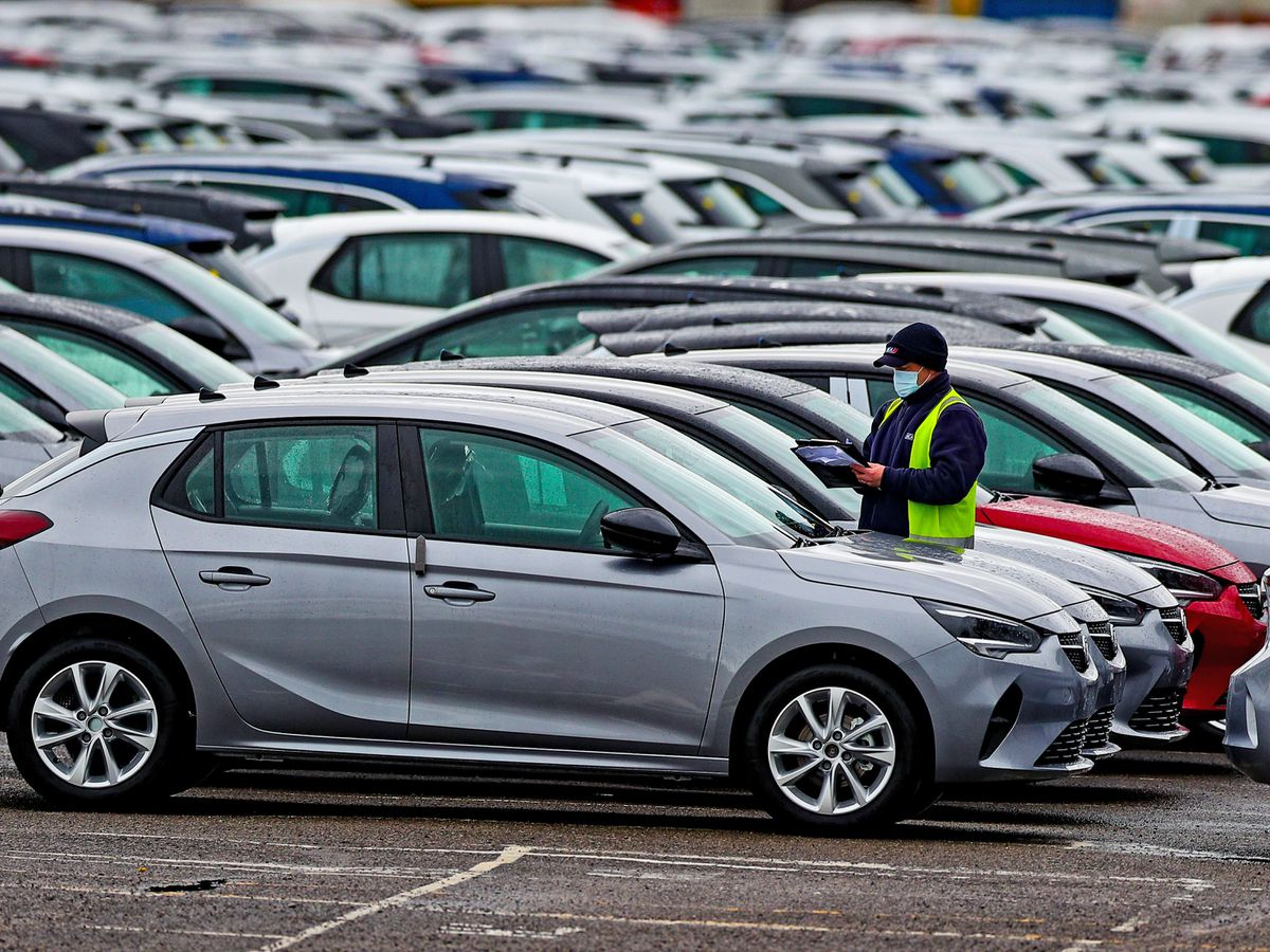 SMMT publishes car production figures