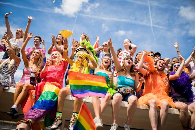 gay pride in brighton