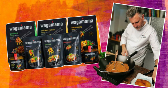 You can now eat a Wagamama katsu curry at home as the restaurant has its own supermarket line
