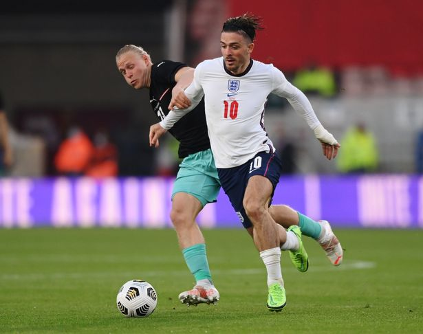 Jack Grealish will be hoping England can go all the way