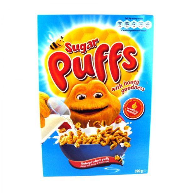 Sugar Puffs