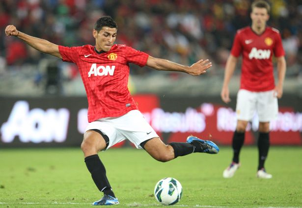 Petrucci's stint at Man Utd was blighted by injuries but he has fond memories