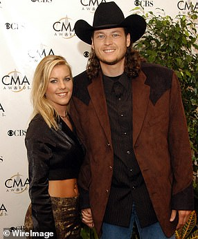 Blake was married to Kaynette Williams from 2003 to 2006