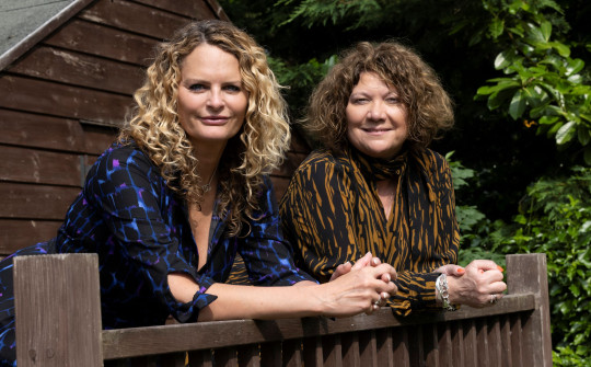 Caroline and Lisa had planned to launch their counselling business Jackson-Bonney Counselling in September 2020 in Kent, but realised they would have to change tack in order to do so.