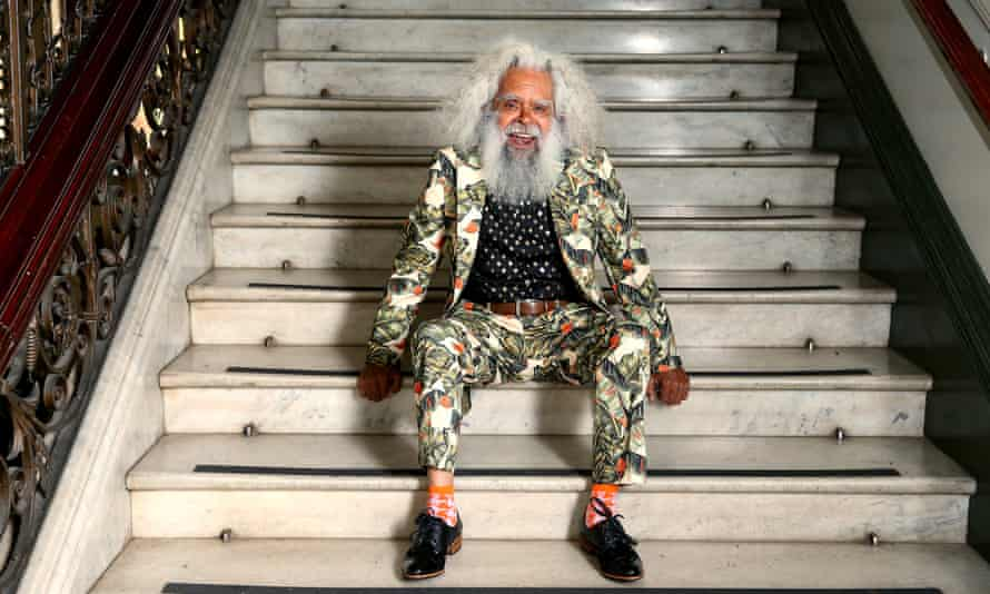Uncle Jack Charles traces his ancestry and reconnects with living family members on SBS's Who Do You Think You Are?