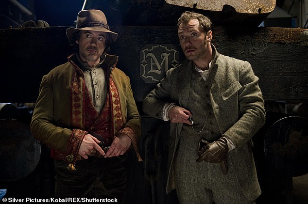 Still 'sitting on the back burner?' Robertwill next reprise the titular role in Dexter Fletcher's $107.8M-budget three-quel Sherlock Holmes 3, which is scheduled to hit US theaters December 22