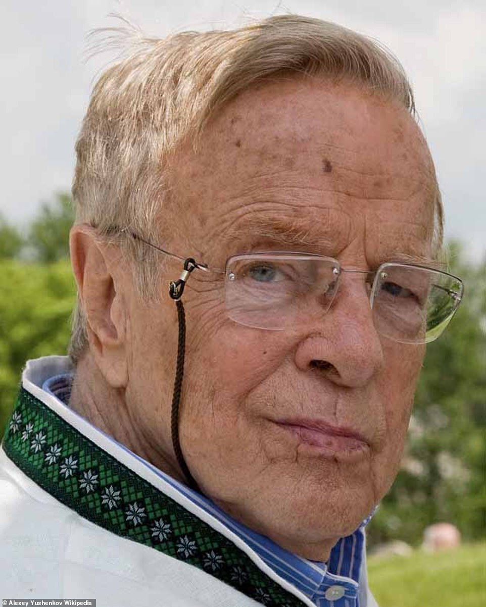 One of his indirect descendants was the acclaimed Italian film director Franco Zeffirelli (pictured). He died in 2019 at the age of 96