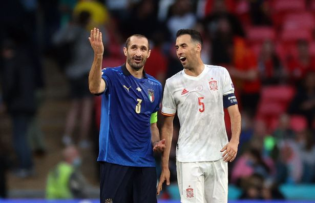 Spain and Italy certainly went about their business in different ways