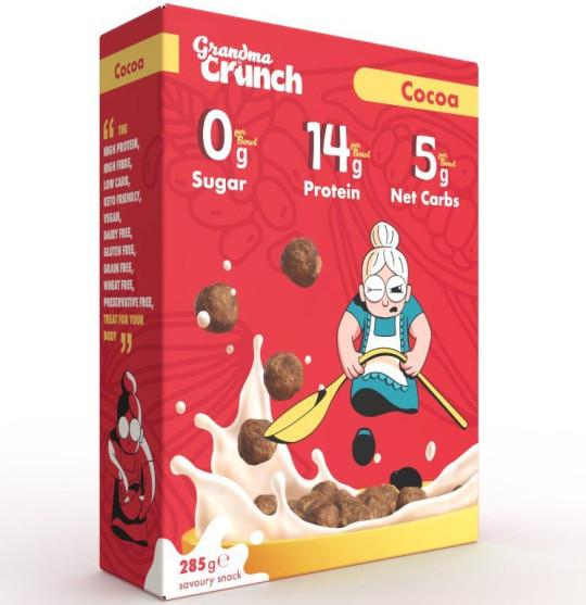 Grandma Crunch - Cocoa