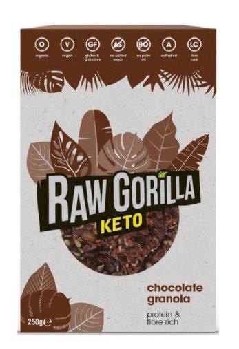 Raw Gorilla Chocolate Granola -WholeFoodsMarket.