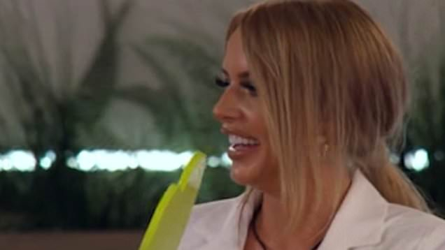 Everyone has questions over Love Island's Faye's favourite sex position