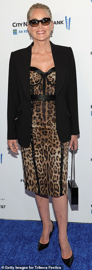 And seen this year in a stunning outfit on a blue carpet; in NYC in June