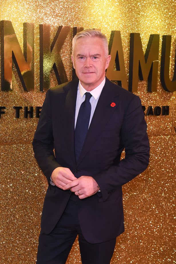 Huw Edwards is the highest paid journalist at the Beeb