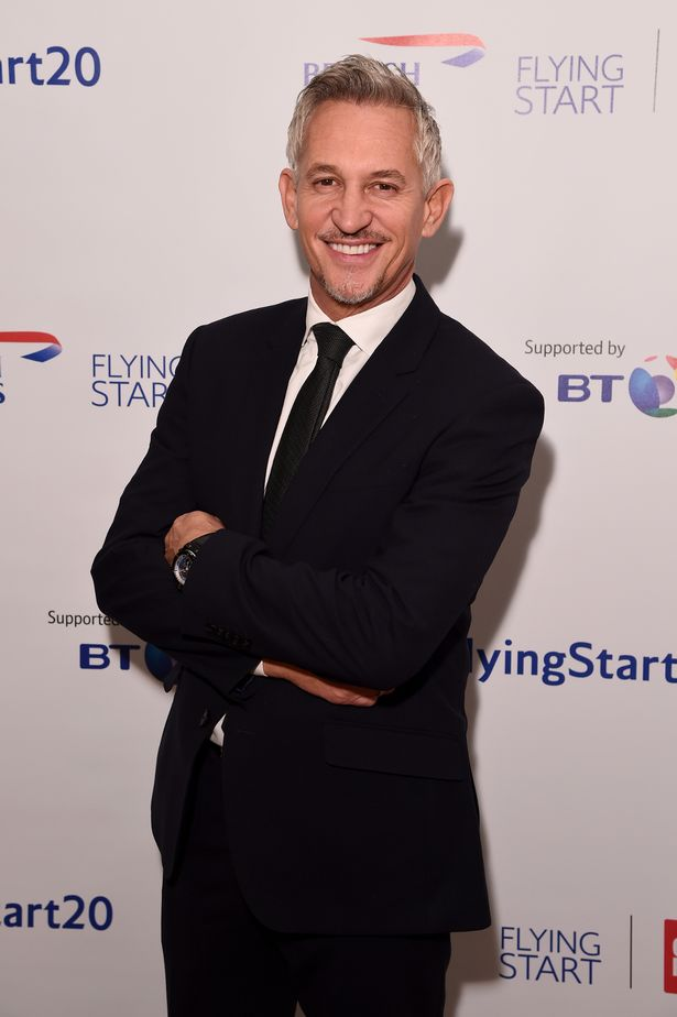 Gary Lineker is among the top paid stars who have taken a pay cut